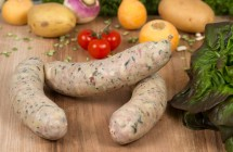 Saucisse aux pommes de terre à l'ancienne